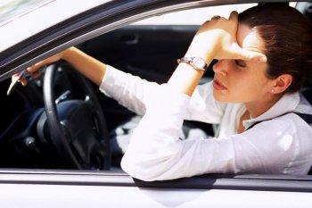 Как избегать стрессовых ситуаций во время вождения автомобиля