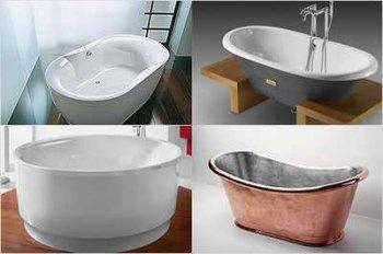 Чугунная или акриловая ванна. Что лучше выбрать?