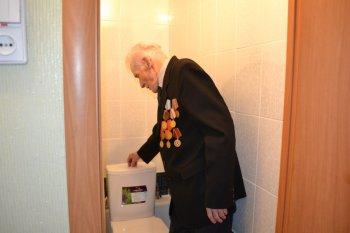 Марафон сантехнической щедрости продолжается в Челябинске