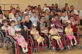 Челябинцев приглашают на благотворительный концерт для детей-инвалидов