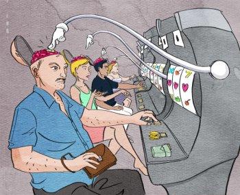 Как формируется зависимость от азартных игр в сети?