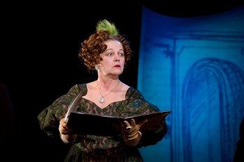 22 июня отмечает юбилей ведущая актриса Челябинского Камерного театра Надежда Нагдасева