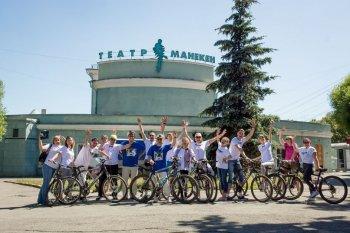 Челябинский Камерный театр закроет сезон велопробегом