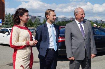 Из Челябинска в Абакан: 6 июля первая машина с гуманитарной помощью из Челябинска отправилась в Хакасию