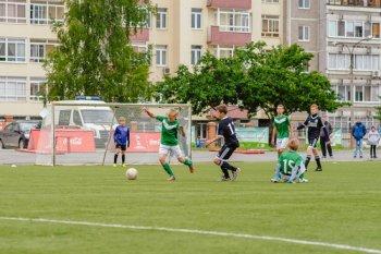 Команда «Метеорит» из Челябинска стала лучшей среди юных футболистов Уральского и Приволжского федеральных округов