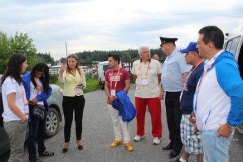 Гостей проводимого в Челябинской области форума инженеров ознакомили с ландшафтом и историей Златоуста