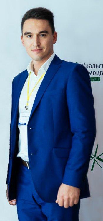 Руководителем по развитию корпоративного бизнеса «МегаФона» в Челябинской области назначен Артур Нурмухометов