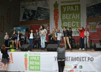 УралВеганФест – веганы Челябинска подарили горожанам яркий праздник