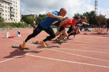 Пожарные Челябинской области выявили лучших легкоатлетов