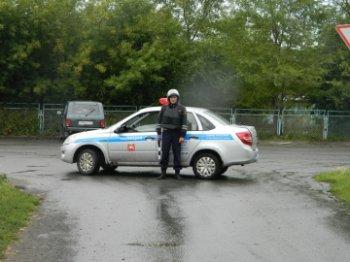 Полицейские Челябинской области готовятся обезопасить школы в новом учебном году