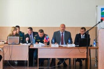 Эвакуационный совет Челябинской области провёл выездное занятие