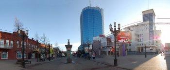 В Центральном районе Челябинска составлен план благоустройства