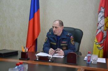 Лидер чрезвычайного ведомства Челябинской области принял граждан