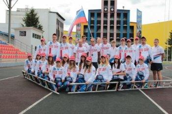 Спортсмены из Челябинской области взяли серебро в составе сборной России на Мировом Чемпионате