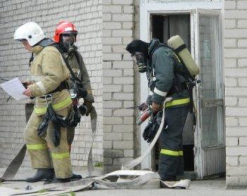Пожарные Челябинской области продолжают проводить учения на местах