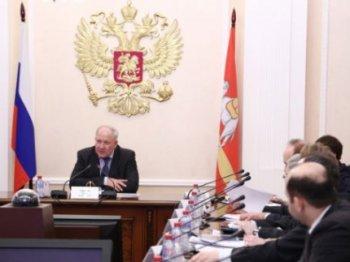 Правительство Челябинской области провело совещание на тему лесных пожаров