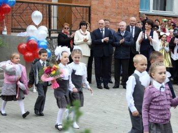 В Челябинской области прошли торжественные линейки ко Дню знаний
