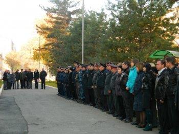В Челябинской области почтили память погибших сотрудников милиции