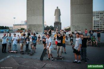 Любители «уличного искусства» заявят о себе жителям Челябинска