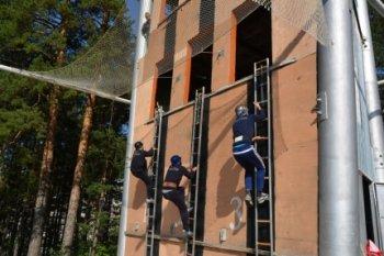 В Челябинской области прошли соревнования по пожарно-прикладному спорту