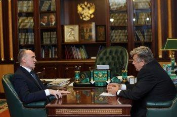 Губернатор обсудил положение здравохранения с главным онкологом Челябинской области