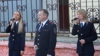 Полицейские Челябинской области устроили праздник для учеников детского дома