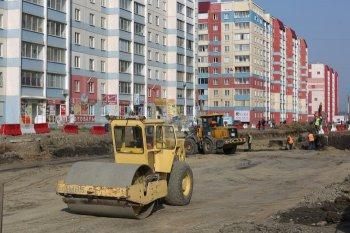В Челябинске построят несколько километров новых дорог