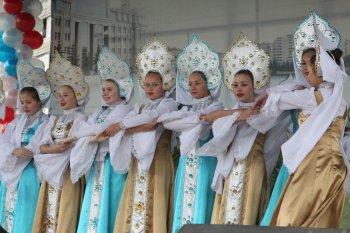 Ленинский район Челябинска отпраздновал 80-летие