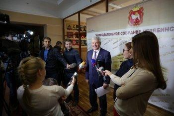 Владимир Мякуш прокомментировал итоги выборов в Челябинской области