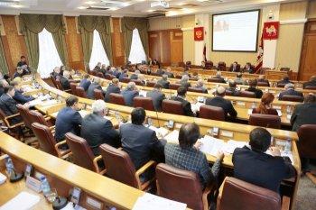 Итоги выборов в Законодательное Собрание Челябинской области