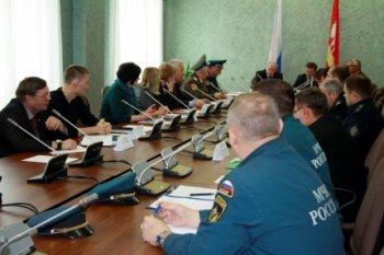 Ведомства Челябинской области обсудили дела казачества и обеспечение безопасности дорожного движения