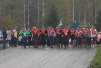 В Челябинской области прошли соревнования по горному бегу