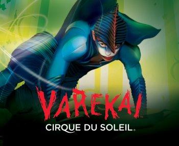 Varekai от Cirque du Soleil: иногда нужно уйти, чтобы вернуться!