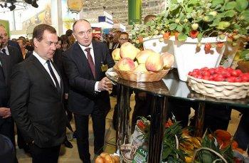 Выставка «Золотая осень» для челябинских аграриев стала поистине золотой