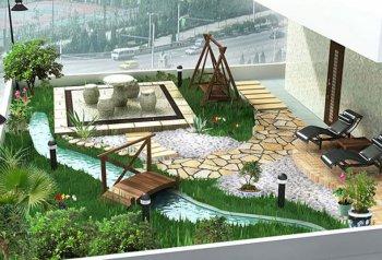 Как сделать красивый сад?