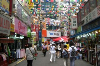 В помощь шопоголику: популярные торговые районы Южной Кореи
