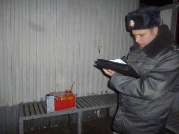 Челябинская область: школьники из Снежинска случайно заминировали остановочный комплекс