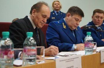 Общественная палата Челябинской области договорилась о взаимодействии с региональной прокуратурой