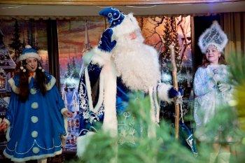 Лучший Дед Мороз Челябинской области откроет новогодние праздники в Камерном театре