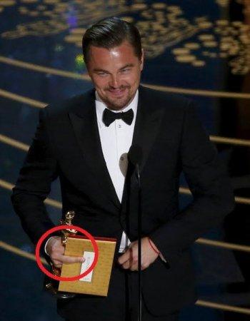 Леонардо Ди Каприо чуть не пропил свой Оскар