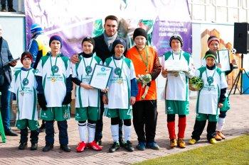 «МегаФон» подарил юным футболистам шанс увидеть Лондон
