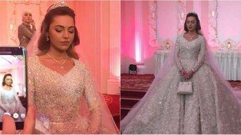 Знаменитые танцевальные и песенные ансамбли исполнили свои номера на свадьбу Саида Гуцериева