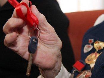 В Троицком отделе Управления Росреестра зарегистрировали право собственности на квартиру ветерану войны