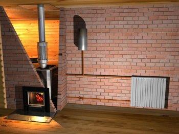 Несколько слов о простоте и универсальности радиаторного отопления