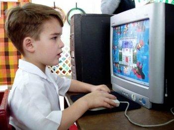 Компьютерные игрушки онлайн для детей