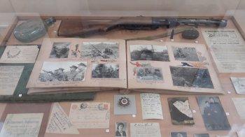 Челябинцев приглашают на выставку «Эхо прошедшей войны»