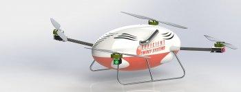 В Челябинске хотят создать летательный аппарат для экспресс-доставки грузов