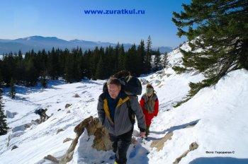 В Челябинской области стало модно встречать Новый год в горах