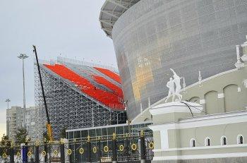 Каслинский завод (Челябинская область) воссоздал историческую ограду Центрального стадиона Екатеринбурга